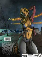 Dreamers t.1 ; rebirth - 4ème de couverture - Format classique