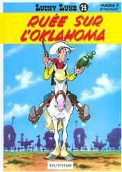 Lucky Luke T.14; Ruee Sur L'Oklahoma - Intérieur - Format classique
