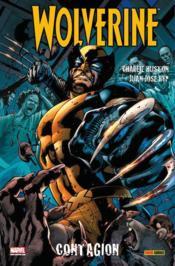 Wolverine t.1 ; contagion - Couverture - Format classique