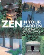 Zen In Your Garden /Anglais - Couverture - Format classique