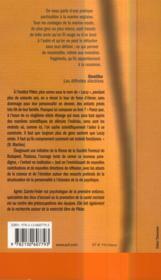 Loczy : un nouveau paradigme ? (2e édition) - 4ème de couverture - Format classique
