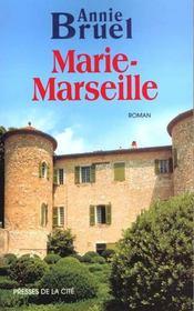 Marie-Marseille - Intérieur - Format classique