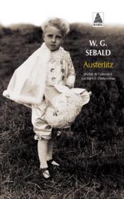 Austerlitz - Couverture - Format classique
