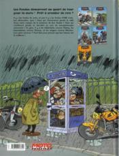 Les fondus de moto t.5 - 4ème de couverture - Format classique