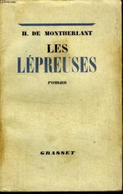 Les Lepreuses. - Couverture - Format classique