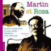 Martin et Rosa - Couverture - Format classique