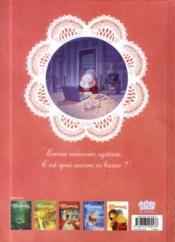 Mamette T.6 ; les papillons - 4ème de couverture - Format classique