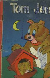 Tom Et Jerry. Mensuel N°3. - Couverture - Format classique
