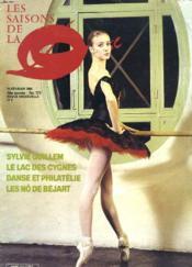 Revue Les Saisons De La Danse N°171, 15 Fevrier 1985. Sylvie Guillem / Le Lac Des Cygnes / Danse Et Philatelie / Les No De Bejart. - Couverture - Format classique