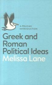 Greek And Roman Political Ideas: A Pelican Introduction - Couverture - Format classique