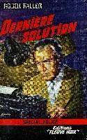 Derniere Solution - Couverture - Format classique