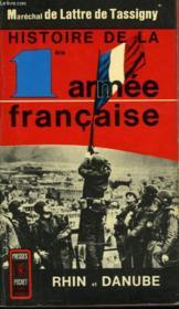 Histoire De La Premiere Armee Francaise Tome 2