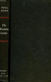 The Kremlin Letter - Couverture - Format classique