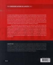 La gestion des risques de sous-traitance manufacturière en Chine - 4ème de couverture - Format classique
