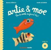 Artie et Moe ; pas de sieste aujourd'hui - Couverture - Format classique