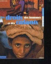 Droits Des Hommes Et Des Enfants - Couverture - Format classique