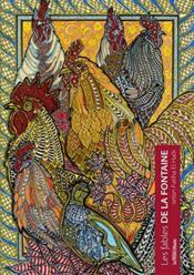 Les fables de La Fontaine selon Fatiha El HAdi - Couverture - Format classique