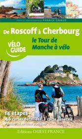 Tour de Manche à vélo, de Roscoff à Cherbourg - Couverture - Format classique