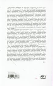 REVUE PHILOSOPHIE N.127 ; fondation et fondement - 4ème de couverture - Format classique