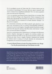 Lire Tintin ; les bijoux ravis - 4ème de couverture - Format classique
