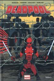 Deadpool T.3 - Couverture - Format classique