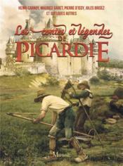Les contes et légendes de Picardie - Couverture - Format classique