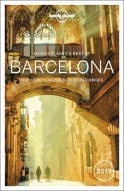 Best of ; Barcelona (3e édition) - Couverture - Format classique