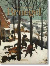 Bruegel ; tout l'œuvre peint - Couverture - Format classique