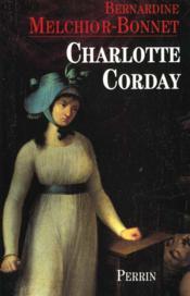Charlotte corday - Couverture - Format classique
