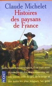 Histoires des paysans de France - Intérieur - Format classique