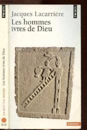 Les hommes ivres de Dieu - Couverture - Format classique