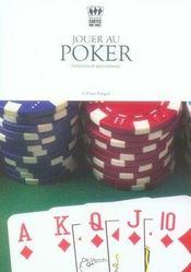 Jouer au poker - Intérieur - Format classique