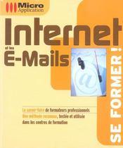 Internet et les e-mails - Intérieur - Format classique