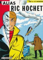 Ric Hochet T.9 ; alias Ric Hochet - Couverture - Format classique
