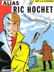 Ric Hochet T.9 ; alias Ric Hochet - Intérieur - Format classique