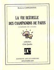 La vie sexuelle des champignons de paris - Intérieur - Format classique