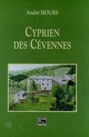 Cyprien Des Cevennes - Couverture - Format classique