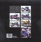 Suzuki gsx-r 1985-2005 - 4ème de couverture - Format classique