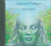 Saisons Poetiques - Cd - Couverture - Format classique