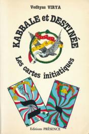Kabbale et destinee - Couverture - Format classique