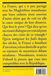 De L'Autre Cote T.2 ; France(S) - 4ème de couverture - Format classique