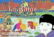 La Chine Tome1 - Couverture - Format classique