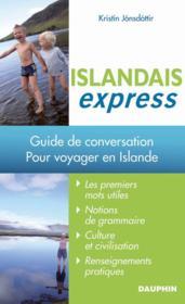 Islandais express - Couverture - Format classique