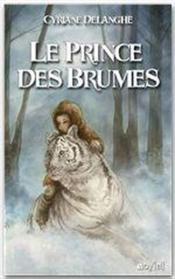 Le prince des brumes - Couverture - Format classique
