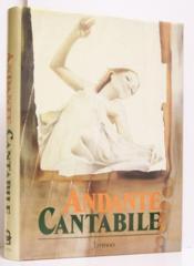Andante Cantabile - Couverture - Format classique