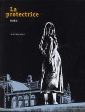 La protectrice - Couverture - Format classique