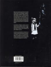 La protectrice - 4ème de couverture - Format classique