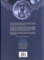 Lanfeust des étoiles ; INTEGRALE VOL.1 ; T.1 A T.3 - 4ème de couverture - Format classique