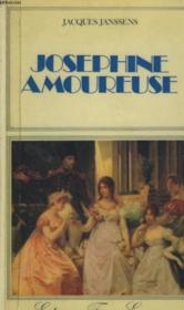 Josephine Amoureuse. - Couverture - Format classique