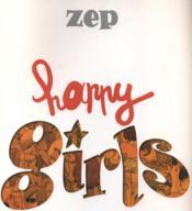 Happy girls - Couverture - Format classique